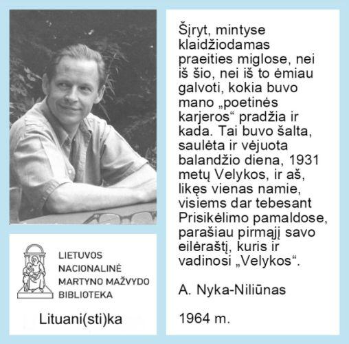 Niliunas_Velykos