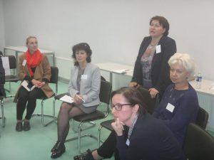 Kalba LNB IMD Lituanistikos tyrimų skyriaus vadovė Jolanta Budriūnienė