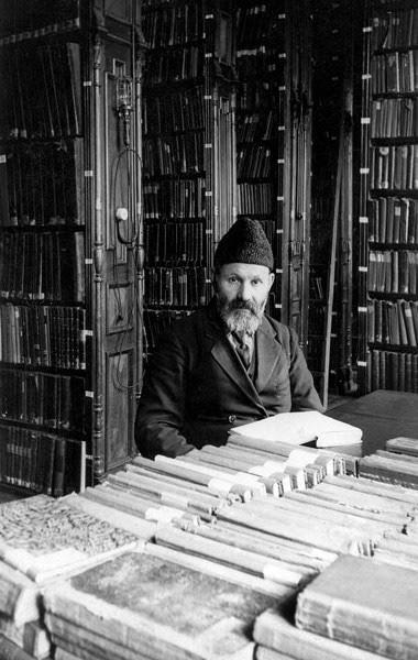 Chaiklas Lunkis. Nuotrauka iš Niujorko YIVO instituto kolekcijų
