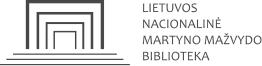 Tinklaraščiai – Lietuvos nacionalinė Martyno Mažvydo biblioteka